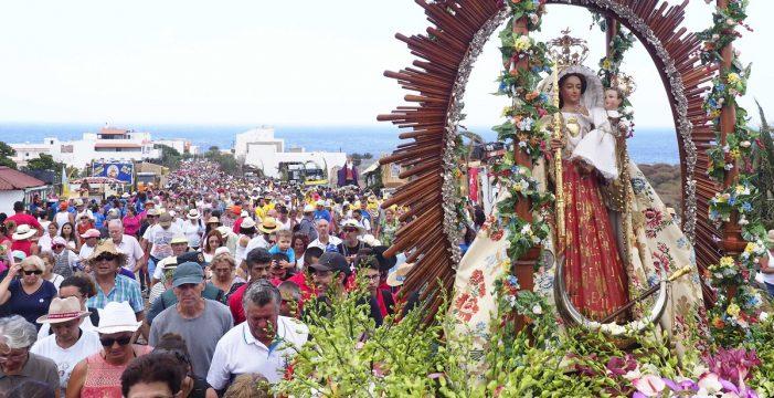 La Subida de la Virgen de El Socorro también convoca