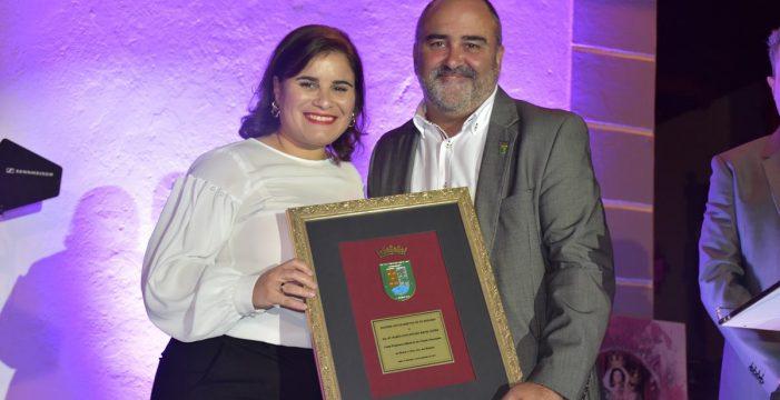 Mari Brito destaca los lazos históricos de Candelaria con El Rosario