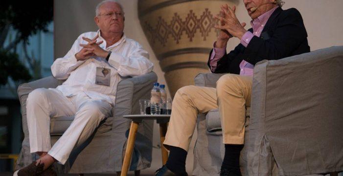 """Vargas Llosa: """"La literatura es más que un entretenimiento superior"""""""