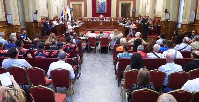 El informe de la expulsión de Cs de Zambudio y Lazcano se aplaza al próximo Pleno