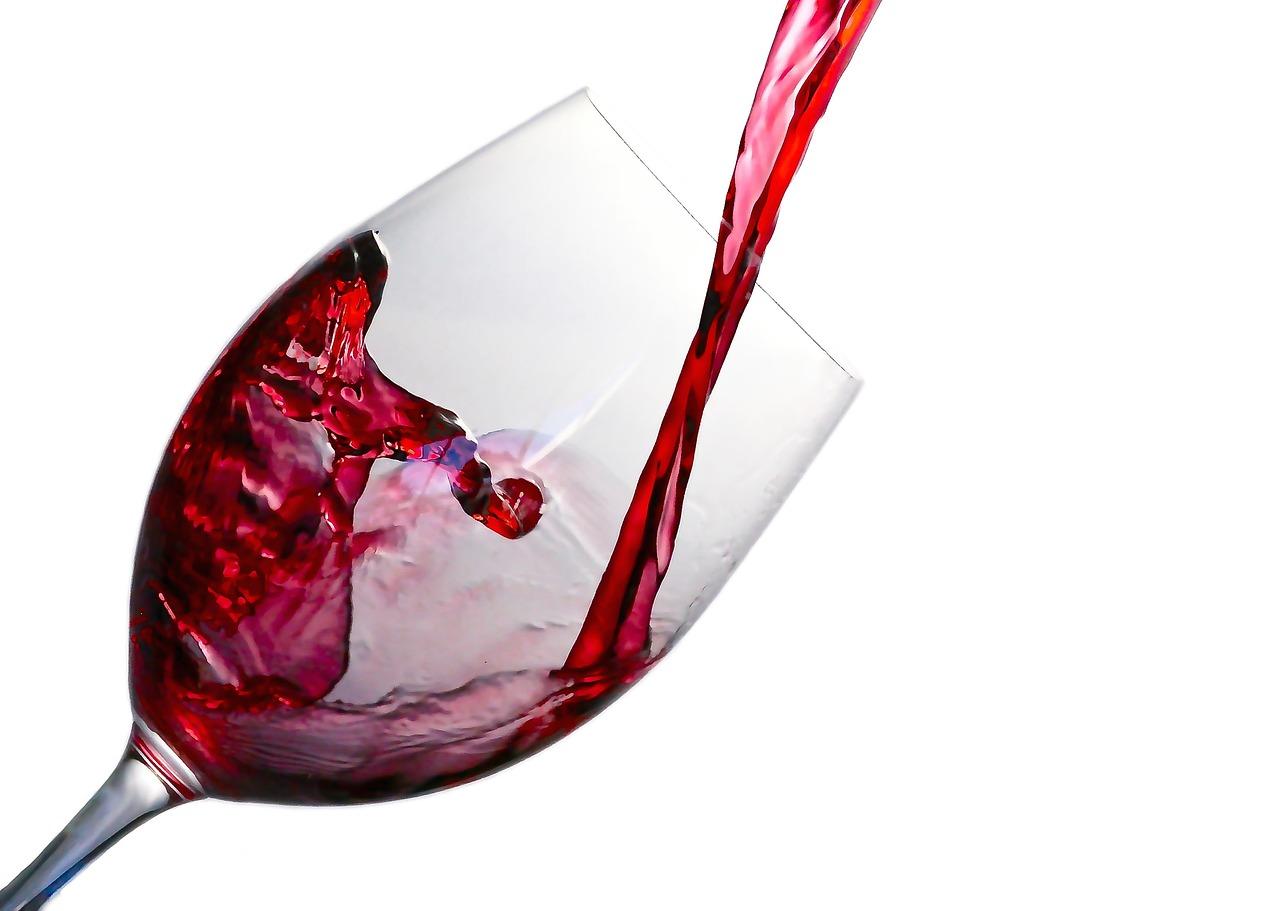 Copa de vino. Pixabay