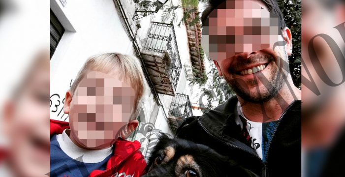 """""""Dile a papá que venga, que mamá me está haciendo daño"""": el audio de Sergio, el niño asesinado por su madre"""