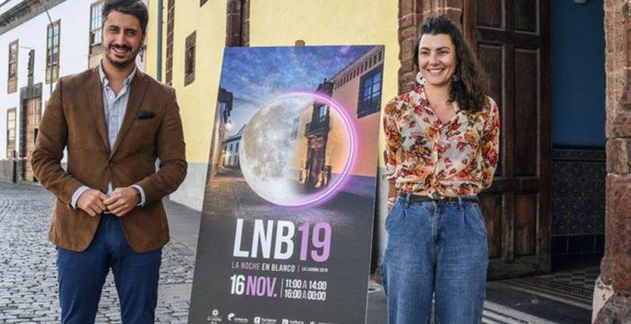 La Noche en Blanco de La Laguna ya cuenta con su cartel anunciador