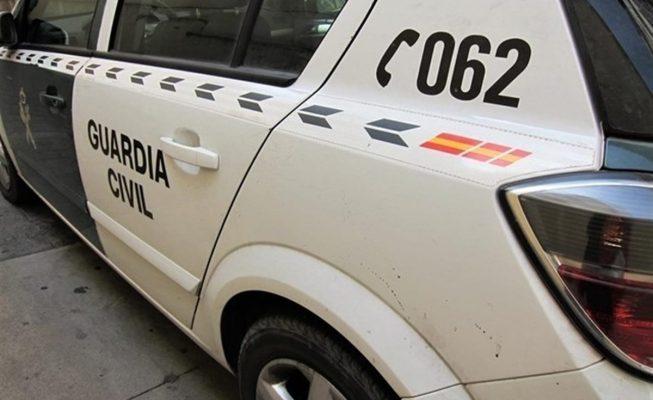 Detenido un joven en Tacoronte por robar varias piezas de coche