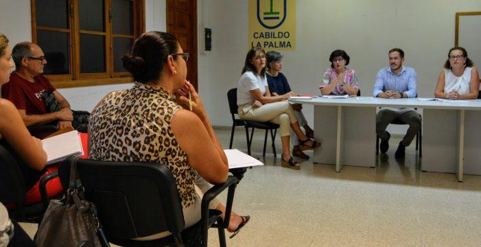 El Cabildo y el Gobierno de Canarias destinarán más fondos para aumentar las plazas de dependencia