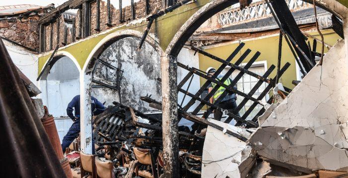 Santiago Pérez asegura que las obras en el Ateneo no tenían licencia
