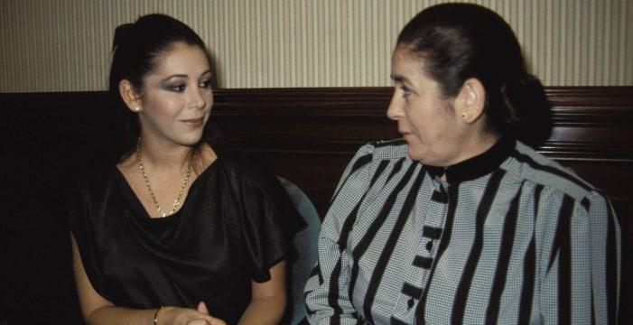 Última hora sobre el estado de salud de la madre de Isabel Pantoja
