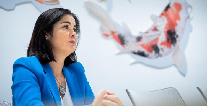 """Darias ofrece """"acuerdo, diálogo y consenso"""" para las cuestiones territoriales"""