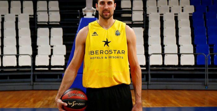 Pablo Aguilar abandona el CB Canarias