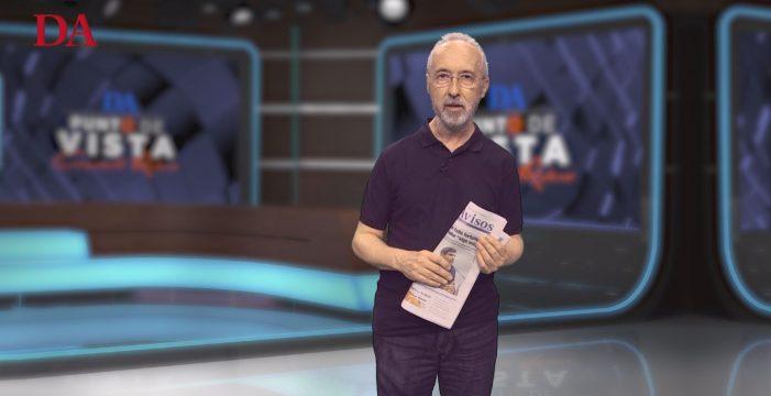 """""""En Canarias estamos cogidos con pinzas"""", es el Punto de Vista de Carmelo Rivero"""