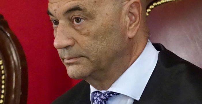 """Antonio Doreste: """"Es lamentable que el poder judicial esté solo prácticamente frente a algo tan grave como el procés"""""""