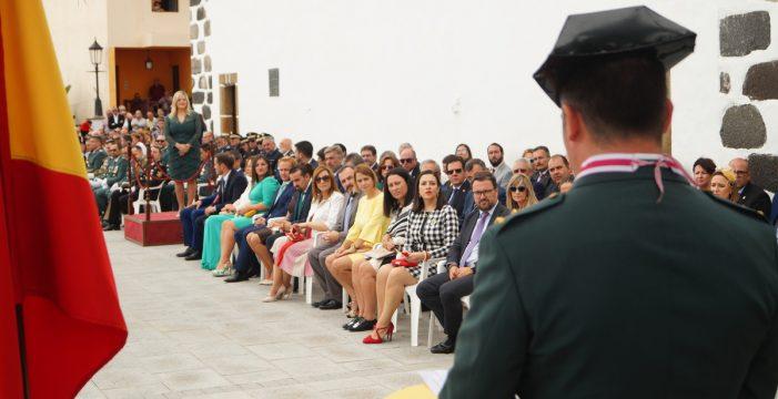 Ana de León recuerda al Cabildo el compromiso de un nuevo cuartel