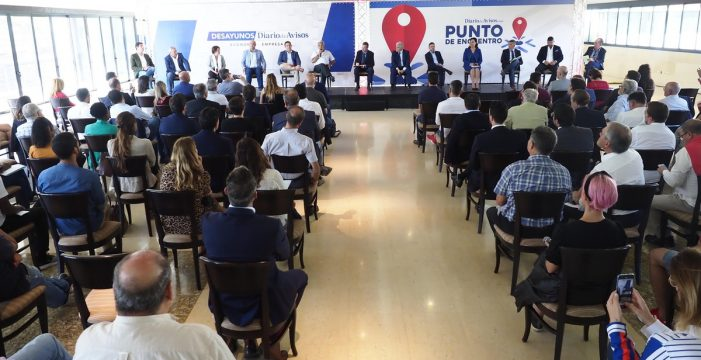 El Sur de Tenerife reclama carreteras, viviendas y aviones en el Gran Debate de la Fundación DIARIO DE AVISOS