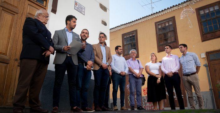 La Laguna reconoce en su callejero la labor de La Económica