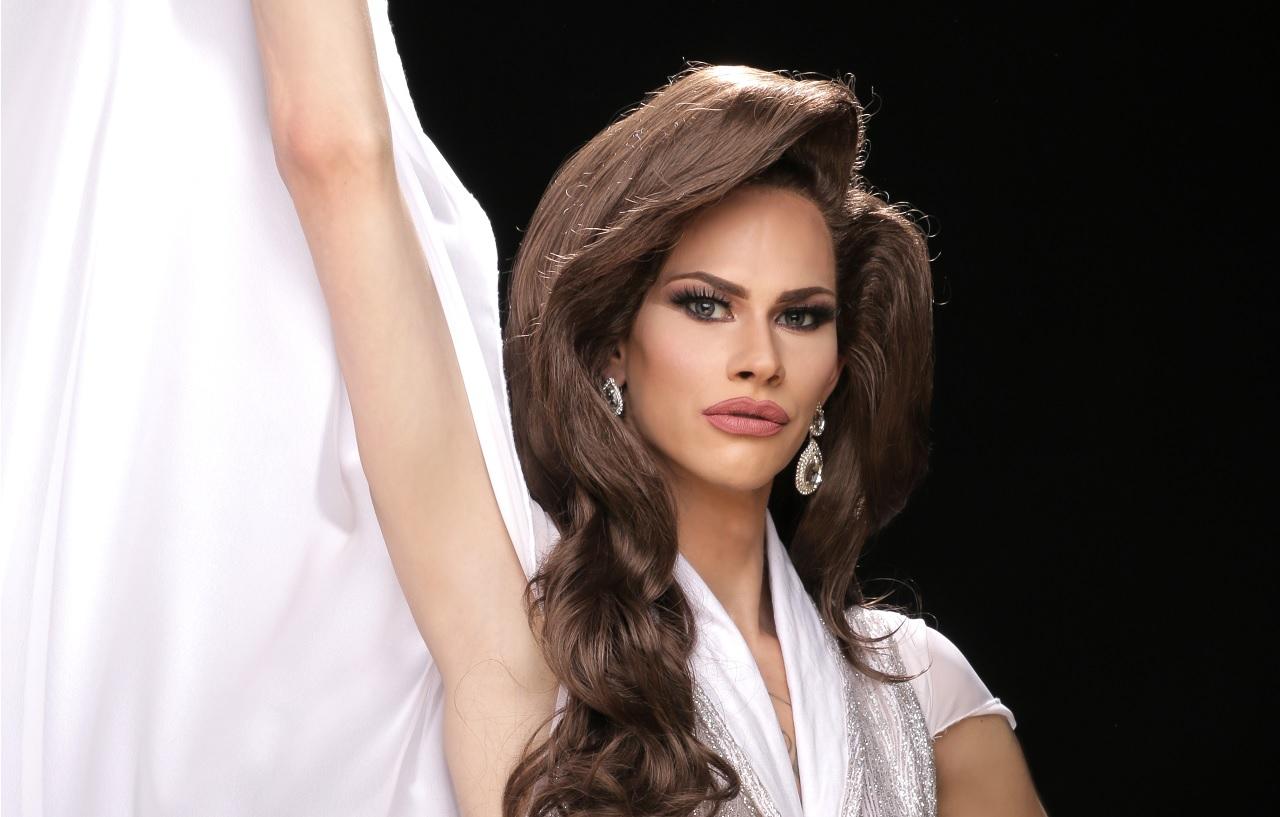 Ella es Paola Hoffmann, representante de Italia Internacional en Global Universe