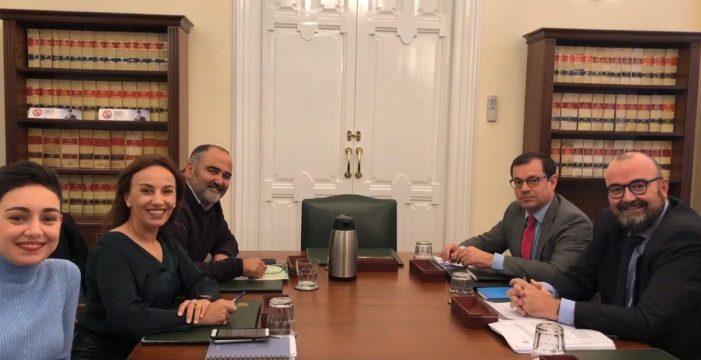 El Ministerio del Interior se compromete a abrir el cuartel de Radazul a inicios de 2020