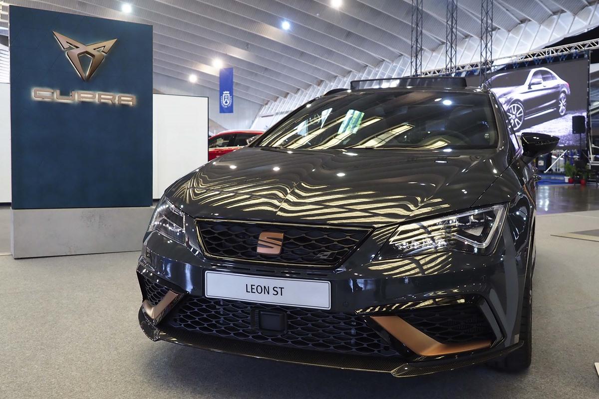 sm VII Salón del Automóvil de Canarias