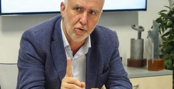 """Torres: """"Nosotros tenemos una alianza progresista en Canarias sólida"""""""