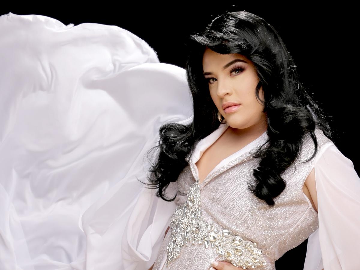 Esta es Dayana Carolina Mendoza, representante de Venezuela XL