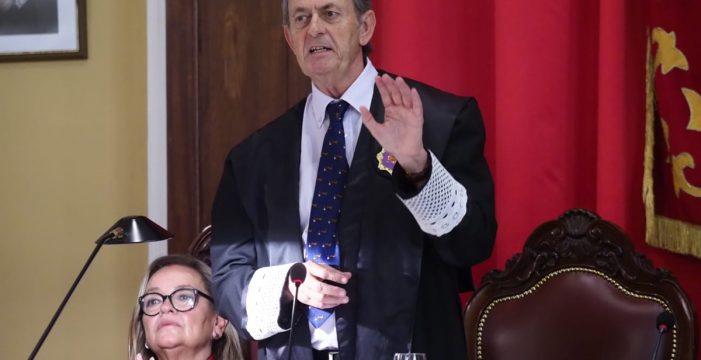 Astor Landete califica como «ejemplar» para la lucha contra la corrupción la sentencia contra el juez Alba