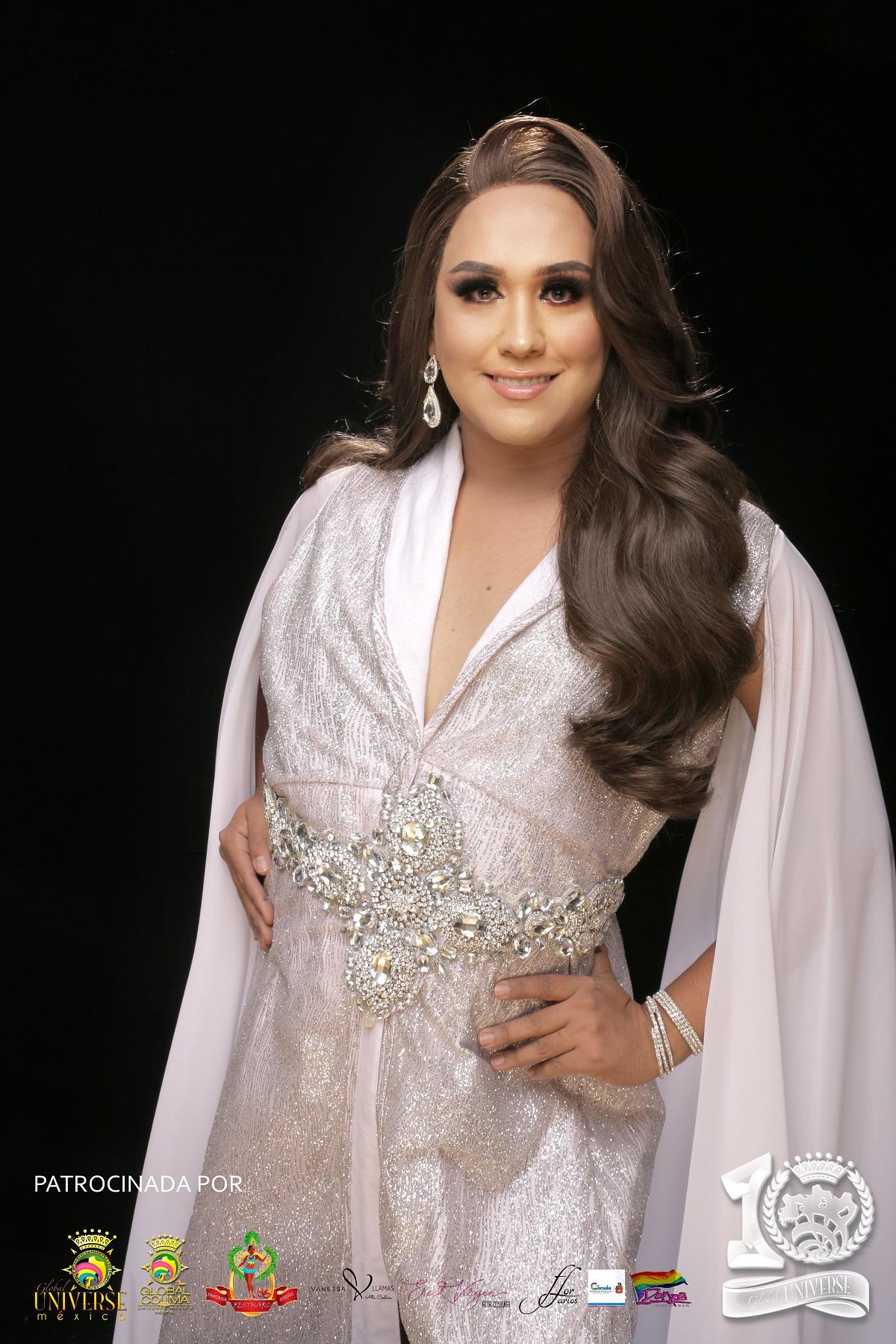 Koryn Villanueva, representante de México XL Internacional en Global Universe
