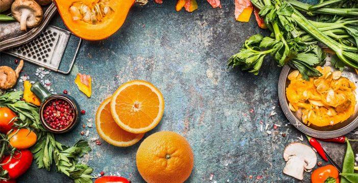 Alimentos de otoño: esto es lo que tienes que comer