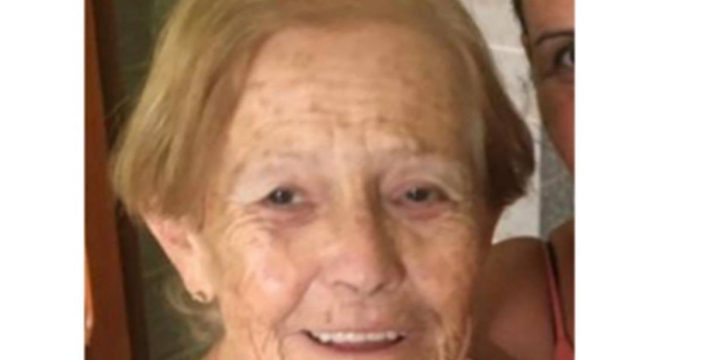 Localizan en buen estado a Josefa Ferrera Delgado, que había desaparecido en Las Palmas de Gran Canaria