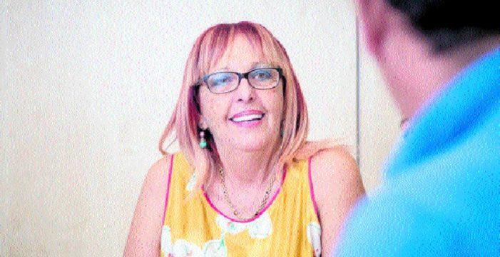 """Amada Trujillo: """"Estamos sensibilizados en atender a pacientes de cáncer de todo el Sur"""""""