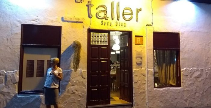 Un restaurante tinerfeño, entre los 10 mejores de España según Tripadvisor