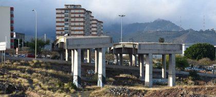 Cinco millones para terminar la fase I de la vía Ofra-El Chorrillo