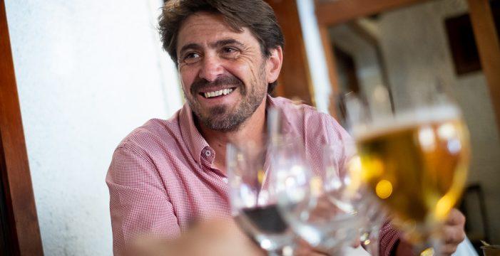 """Jorge Marichal: """"Tenemos la mejor planta alojativa del mundo, pero nuestro problema es la conectividad aérea"""""""
