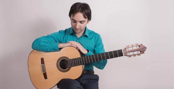 Luis Alejandro García protagoniza el concierto inaugural del XIII Festival 6Cuerdas