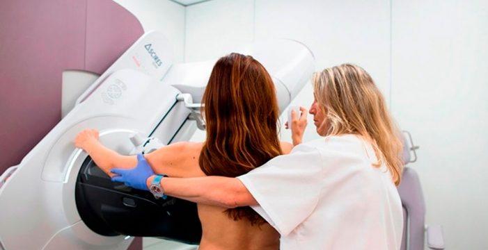 Detectan 427 cánceres de mama en Canarias entre las 87.568 mamografías realizadas en 2018