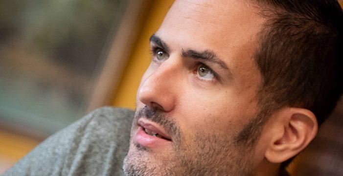 """David González: """"Me considero un afortunado por poder vivir de la música"""""""