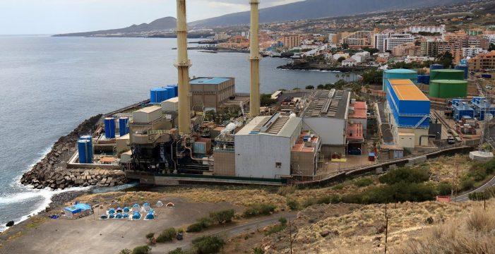 La central de Las Caletillas puede cerrar en menos de tres meses