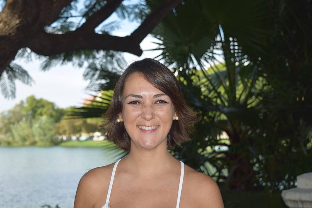 La docente tinerfeña Ithaisa Pérez. DA
