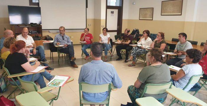 El sindicato Anpe vincula las políticas educativas con el fenómeno de despoblación