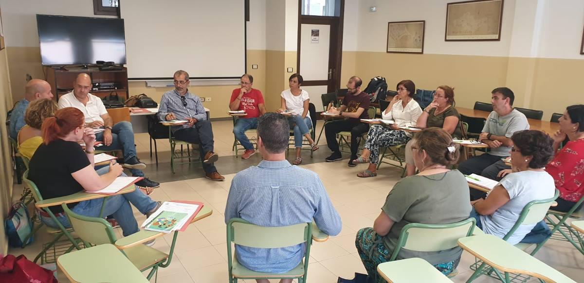 Encuentro celebrado en La Palma. DA