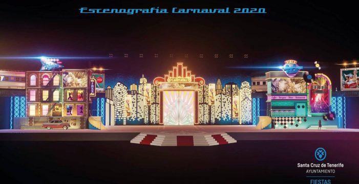 El escenario del Carnaval 2020 se convierte en un musical de los 50