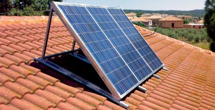 Candelaria propone bonificar el 95% del ICIO para instalar placas solares