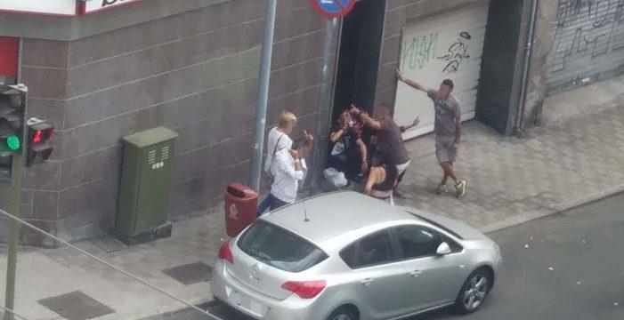 """Vecinos de Salamanca denuncian la """"degradación"""" del barrio"""