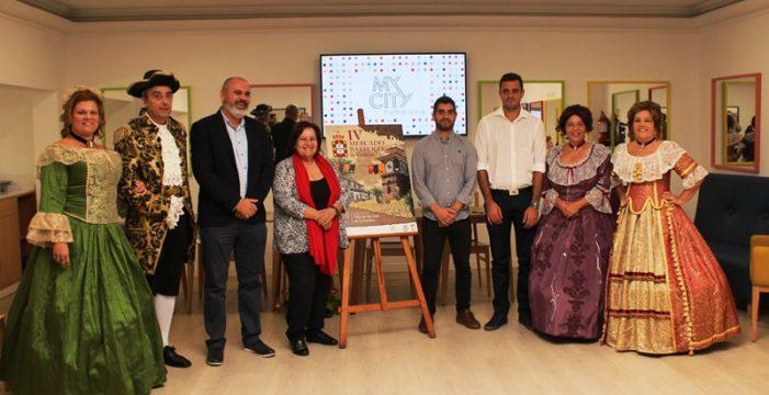 El IV Mercado Barroco se dedica este año a Portugal