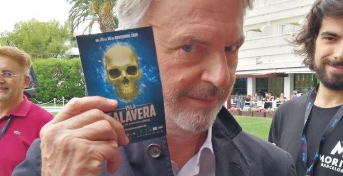 El célebre actor Sam Neill se fija en el Festival Isla Calavera