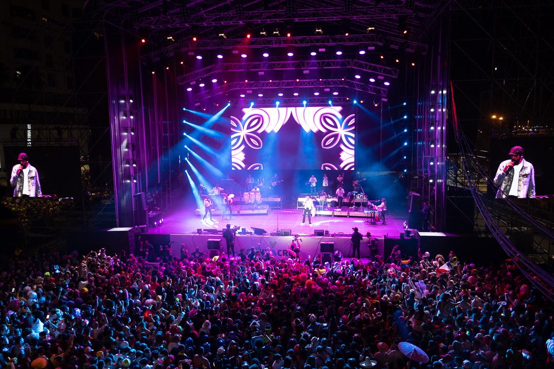 El concierto del cantante Juan Luis Guerra tuvo lugar el pasado 9 de marzo. Fran Pallero