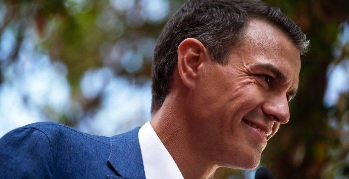 Las mil caras de… Pedro Sánchez