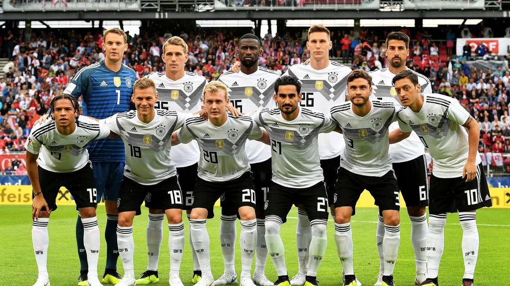 Selección alemana de fútbol. El Español