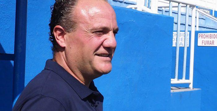 Antonio González, el 'Luis Molowny' de la UDG Tenerife