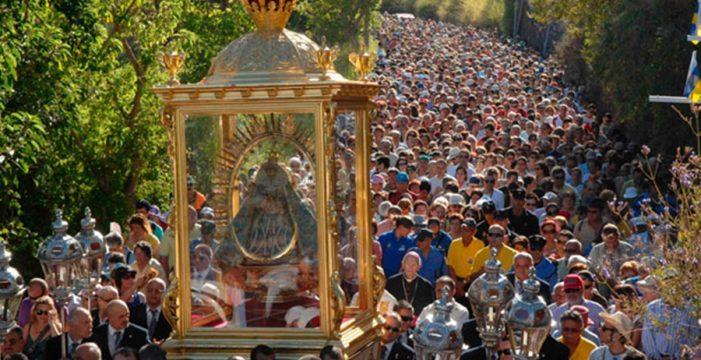La Comisión de Patrimonio de la Humanidad de la Bajada pide al Cabildo la máxima distinción insular para las Fiestas Lustrales