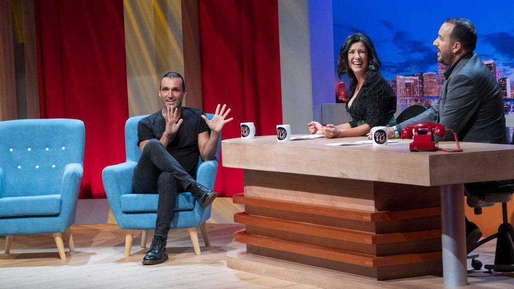 El coreógrafo portuense Rafa Méndez será el invitado al programa.DA
