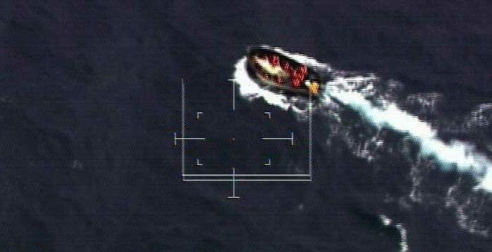 Acuden al rescate de una patera a la deriva con 30 personas cerca de Canarias: dos son bebés